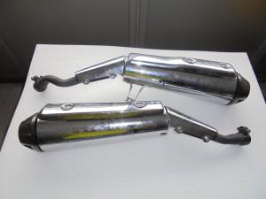 GSR250 サイレンサー 上 (1)