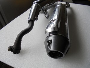 GSR250 サイレンサー 上 (2)